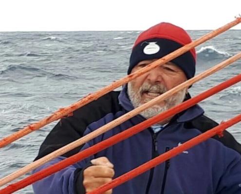 week end in barca a vela omero moretti
